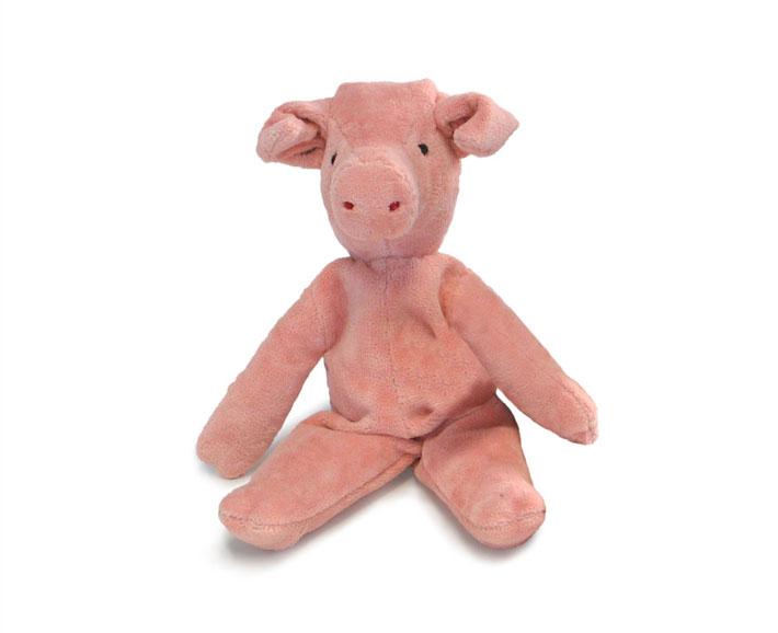 schwein - kuscheltier - senger