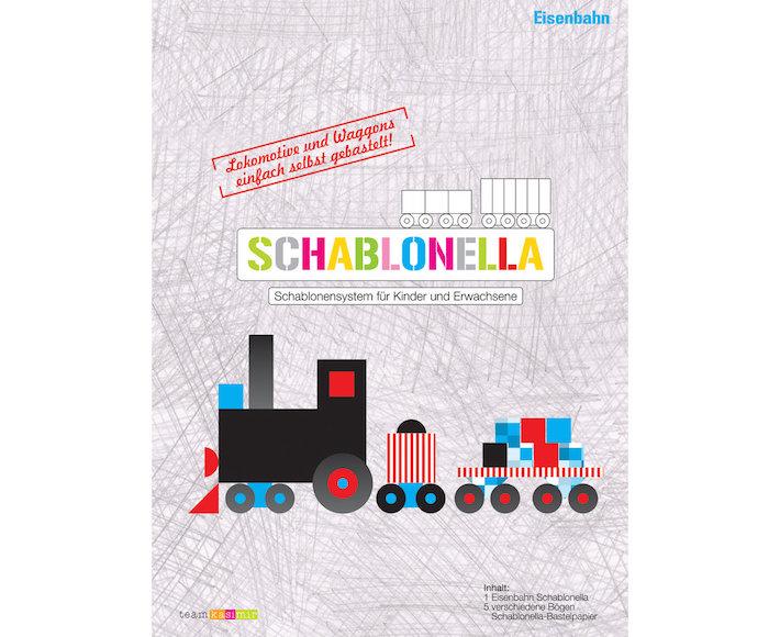 schablonella - din a 5