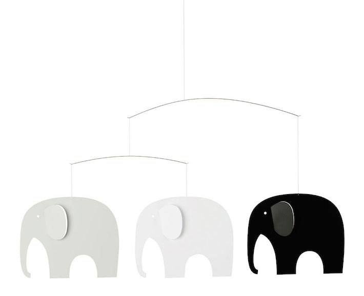 elefantenmobile - flensted