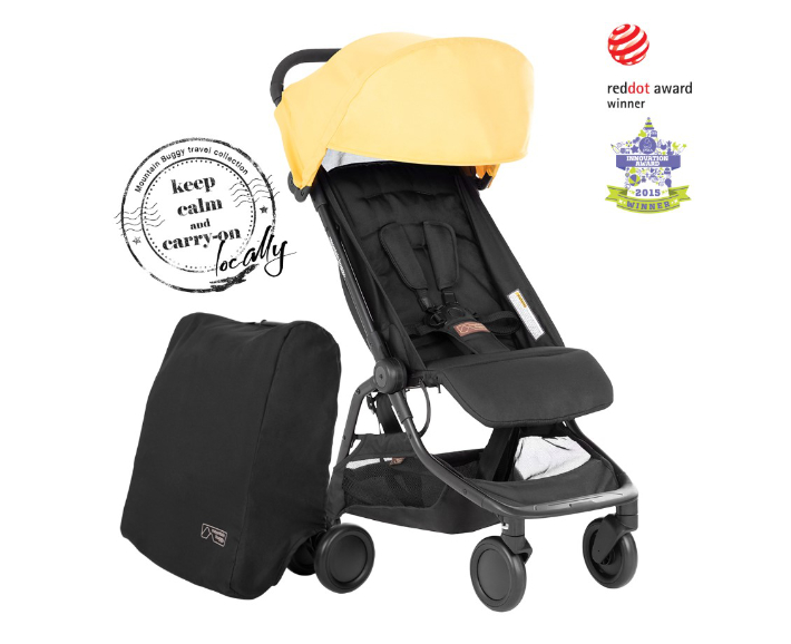 mountainbuggy - nano 3.0