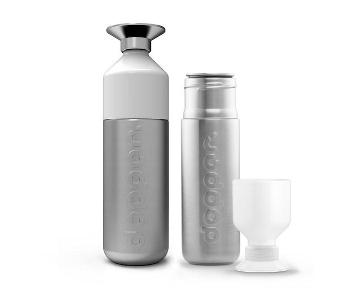 dopper steel - edelstahlflasche