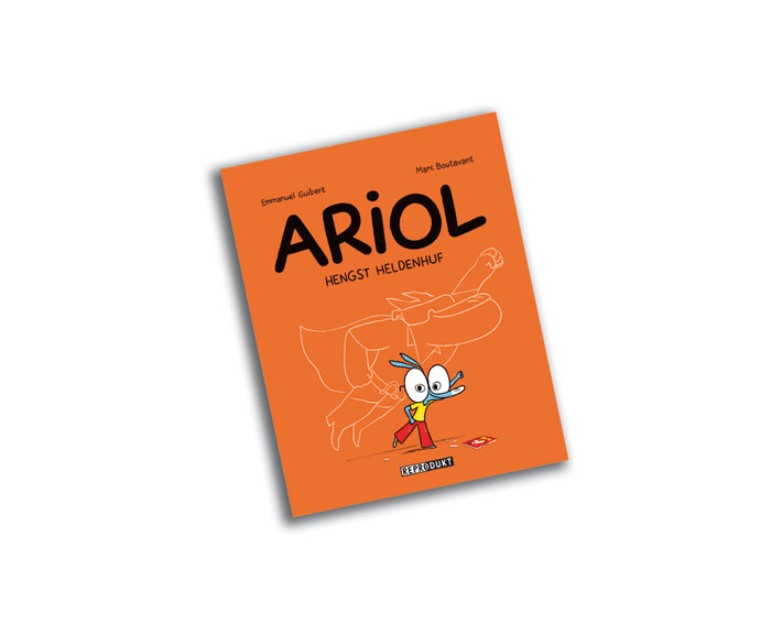 kindercomic ariol