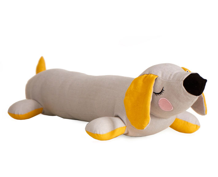 kuschelhund 70cm - lazy puppy