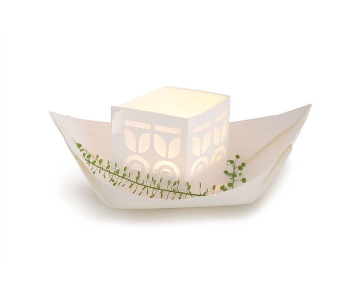 papierboote - 3-er set
