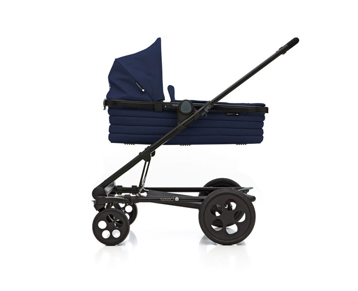 seed papilio carry cot - babywanne