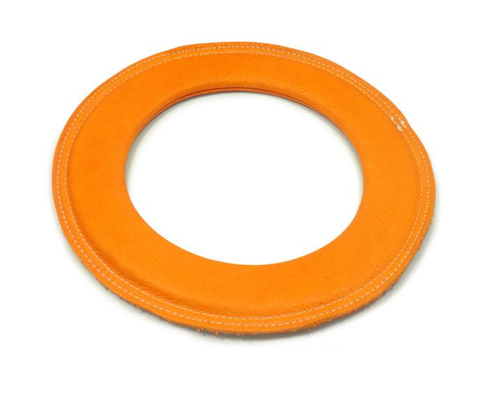 frisbee aus leder - loop