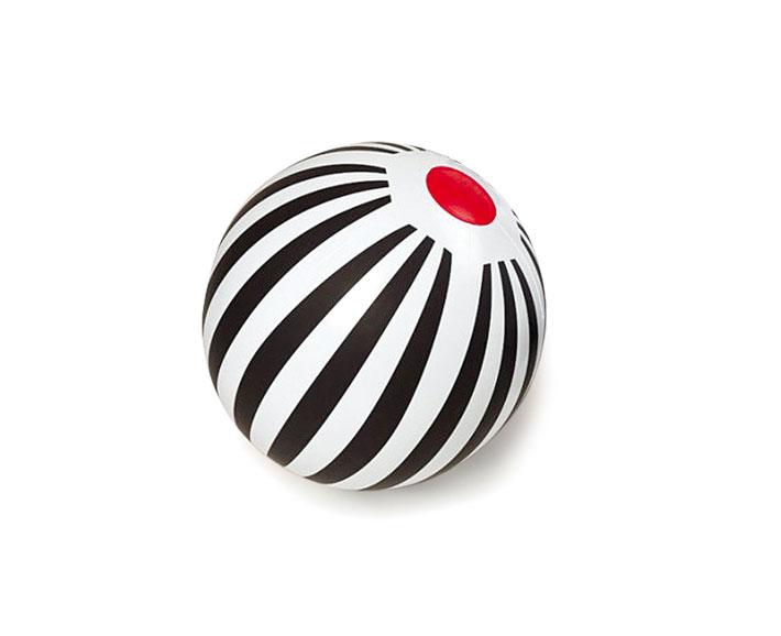 wasserball black&white