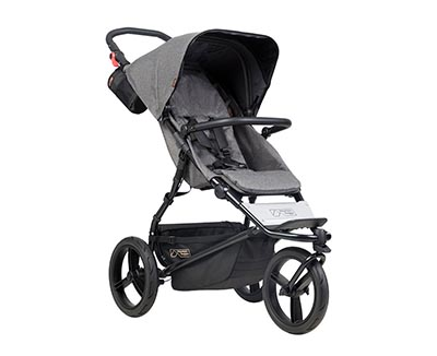 Luxury collection herringbone - urban jungle buggy