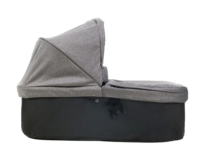 Luxury collection herringbone - duet v3 carrycot