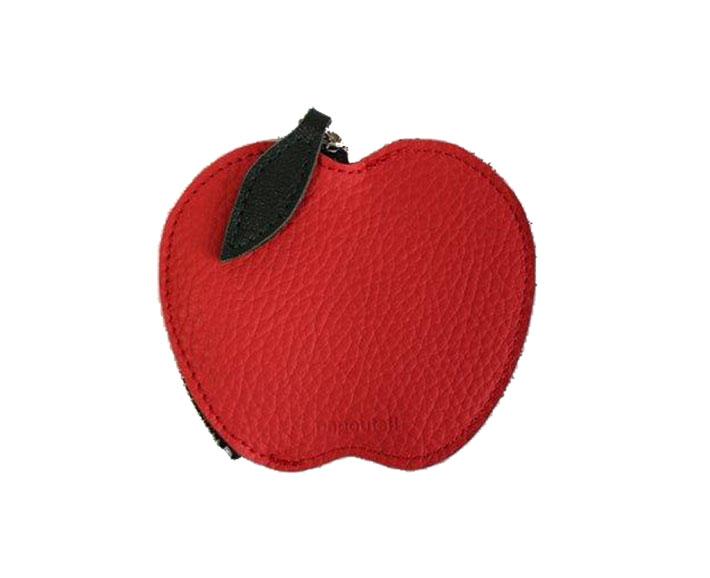 Apfelgeldbörse - Portemonnaie