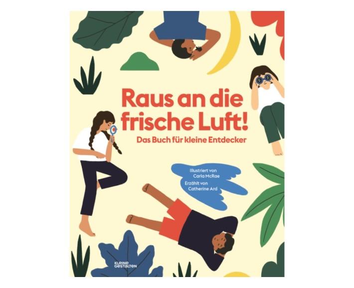 raus an die frische luft - Kinder-Draußenbuch