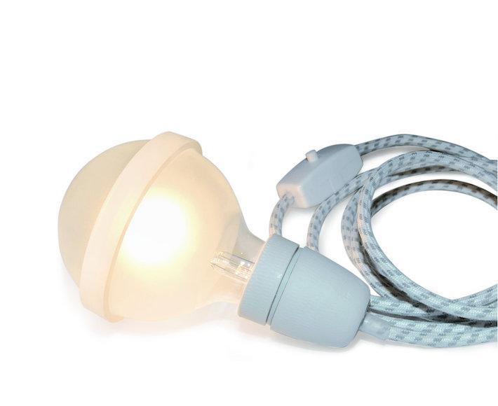 legelampe - mit stecker