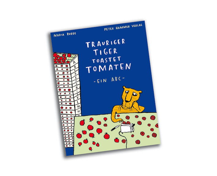 trauriger tiger - toastet tomaten