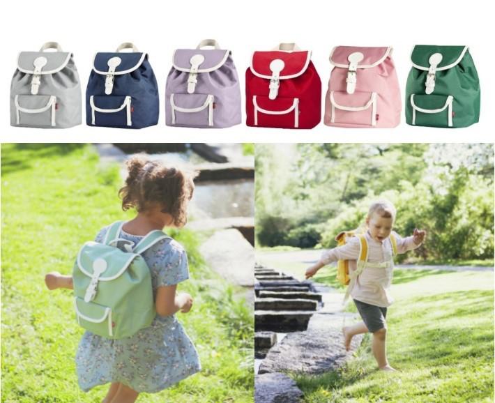 retro-kinderrucksack 6l - in vielen tollen farben