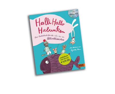 halli hallo halunken - liederbuch für die kleinsten