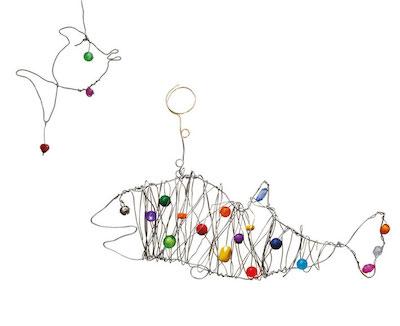 perlenfisch - zum basteln