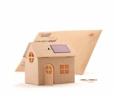 solarhäuschen -