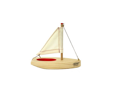 kleinsegelboot - ohne kiel