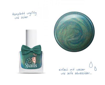 kindernagellack - snails