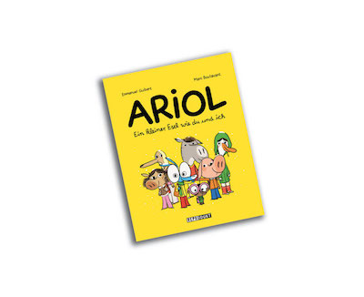 kindercomic - ariol band 1