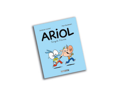 kindercomic ariol -