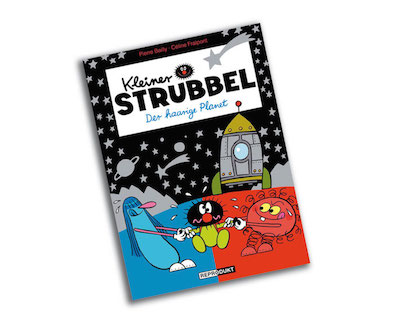 kindercomic - kleiner strubbel