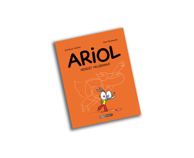 kindercomic ariol -