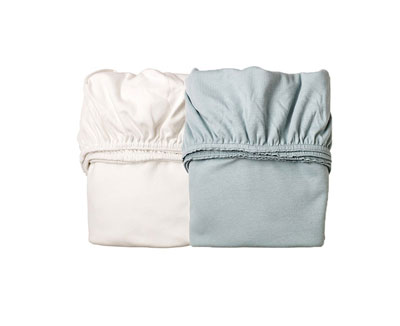leander hängewiege - laken 2-er pack