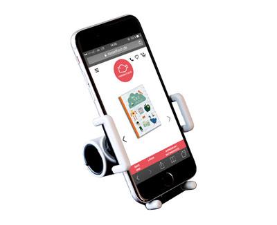 universeller - smartphonehalter