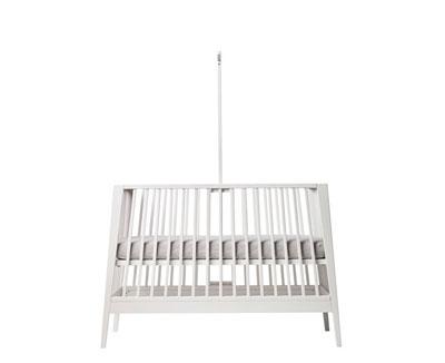 linea babybett - himmelgestell