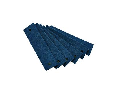 linea kommode - filzgriff 6-er pack