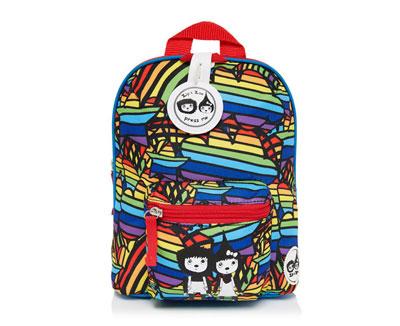 mini rucksack - zip&zoe
