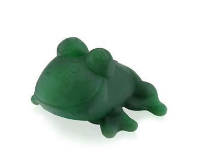 badespielzeug - frosch von hevea