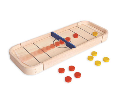 shuffleboard - disk-flicking-game