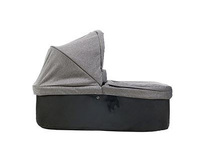 Luxury collection herringbone - urban jungle carrycot