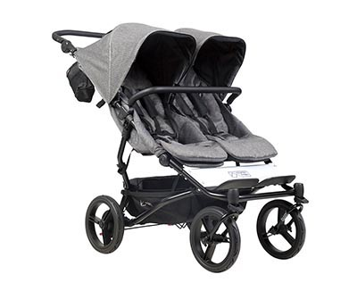 duet luxury set herringbone - mountainbuggy