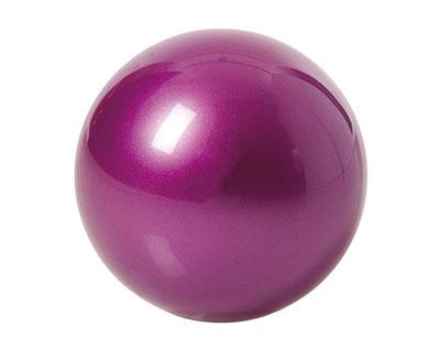 gummiball - (fast ohne) aufdruck