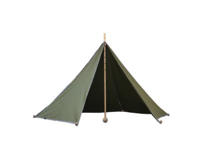 Spielzelt für Draußen und Drinnen - Abel1 grün