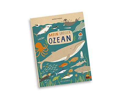 Mein grosser Ozean - Naturbuch