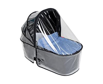 phil&teds regenschutz - für snug carrycot
