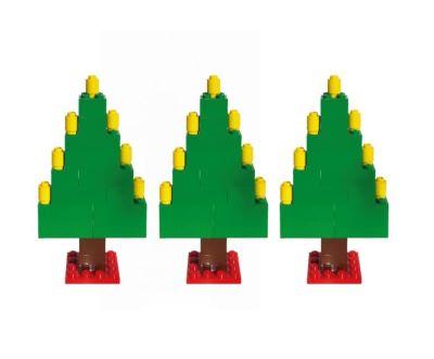 weihnachtsbaum - für die hosentasche