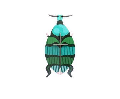 käfer aus pappe