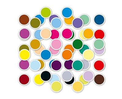 gedächtnisspiel - farben
