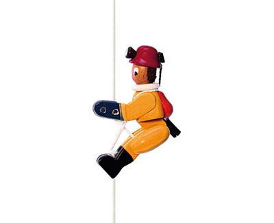 kletterfigur - aus holz