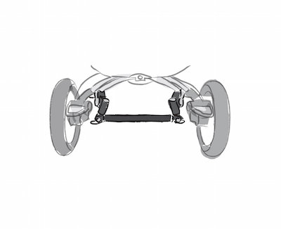 buggyboard - universaladapter