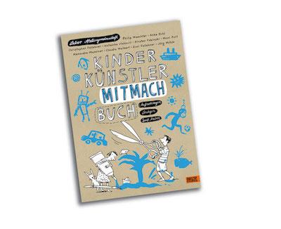 kinder künstler - mitmachbuch