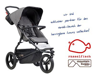 urban jungle luxury komplettset - mountainbuggy