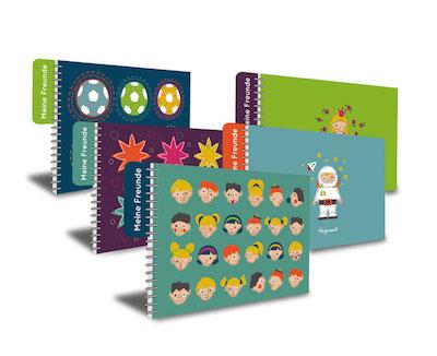 freundschaftsbuch - kindergartenkind