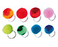 Cooler Pompom Ring - Bild1