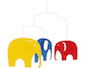 elefantenmobile - Bild1